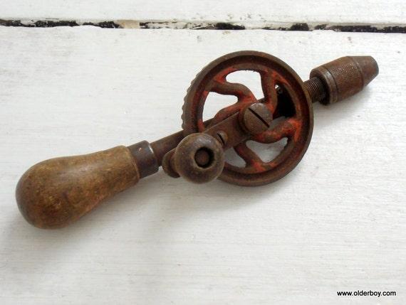 Vintage Hand Drills 43