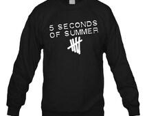 5 Seconds of Summer Crewneck Sweatshirt