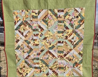 Cute Western Quilt