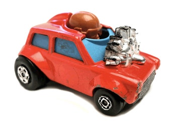 1970s Vintage Matchbox Superfast 14e Mini Ha- Ha Vehicle Toy Collectible Made in England