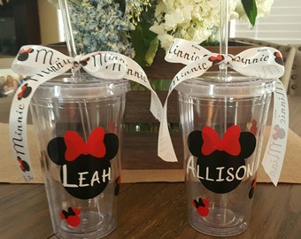 Mickey & Minnie Tumblers