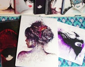 Sketchpad, 3 designs!