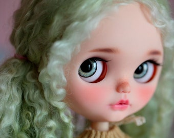 Eyechips for Blythe dolls by Donna No.R-08
