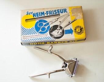 Vintage barber kit  Etsy