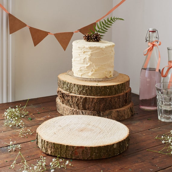tree slice wedding cake stand uk tree slices for wedding cake rustic cake stand log cake 21254