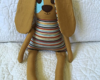 Buddy the dog, handmade, FREE postage within Australia