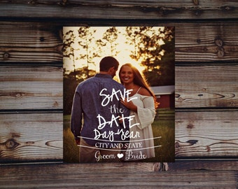 Personalized Save the Date Printable