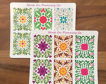 ECLP Deco Full Box Stickers