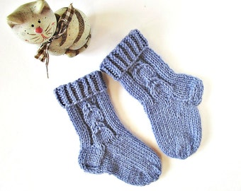 Baby gifts for children Gift for baby girl Baby Girls Socks Kids knit socks Baby knit socks Knitted baby socks Knitted baby booties