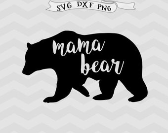 Pics For gt Mama Bear And Cubs Clip Art
