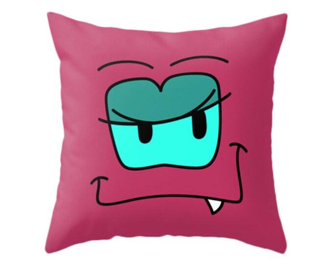 Luu Pillow - Monsters