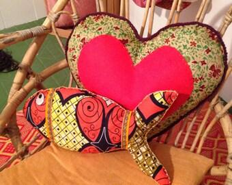 Cushion heart