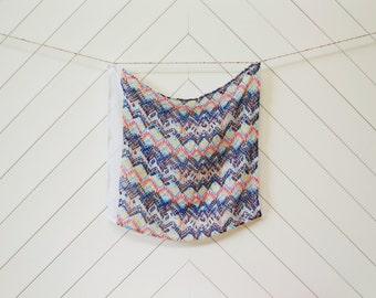 Fun-fetti Color with White Stripe