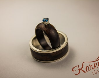 "Ring ""Knight and Princess"""
