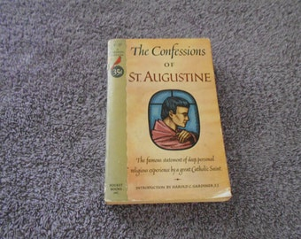 The Confessions of St. Augustine -1952- book