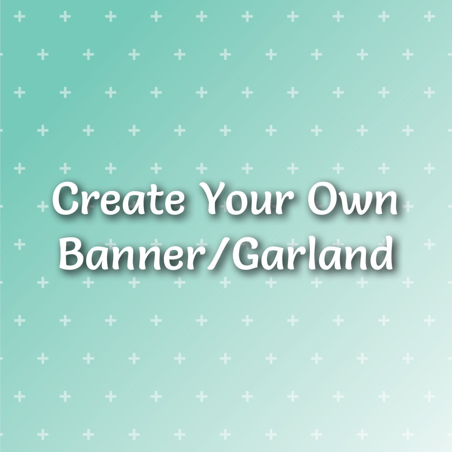 Design Your Own Banner: Create Your Own Banner Create Your Own By EndearingCreations3