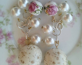 Claire-earrings ,*STORE CLOSING *