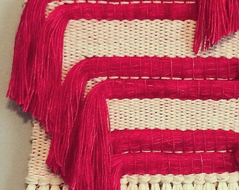 CUSTOM WEAVING