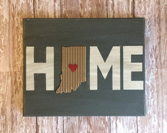 Canvas Indiana Home