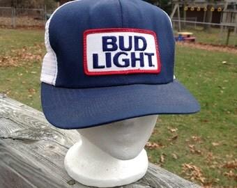 Bud light baseball hat