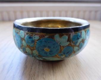 Handmade Kashmiri bowl