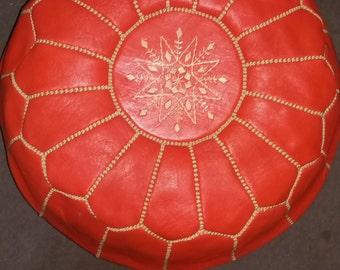 Items Similar To 24 Quot Ottoman Pouf Floor Pillow Rosa