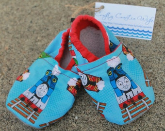 Thomas the Train slippers