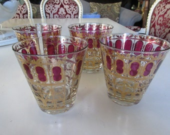 MID CENTURY TUMBLER Glasses