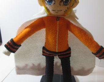 Naruto Plush Art Doll