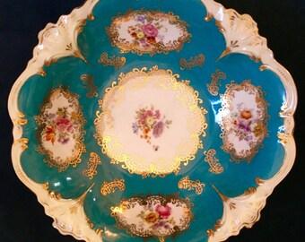 Vintage Austrian Eleanor China Bowl