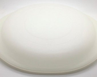 Vintage Tupperware Replacement Lid # 1726 Ultra 21 Casserole Seal Microwave Storage