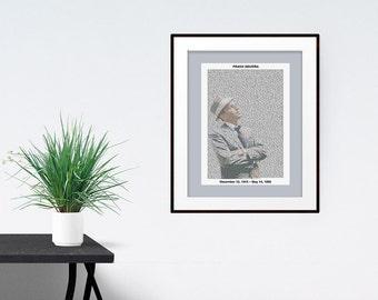 Frank Sinatra, Poster Print, Music Print