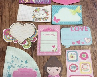 Scrapbook Girl Retro Pockets