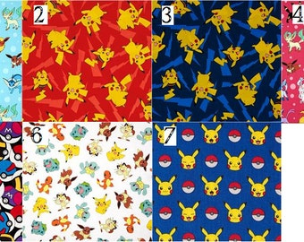 Pokemon Curtain Valance