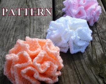 Flower Crochet Pattern Flower Crochet Flowers Pattern Flower Crochet Patterns Crochet Flowers Easy crochet Patterns Olga Andrew Designs 003