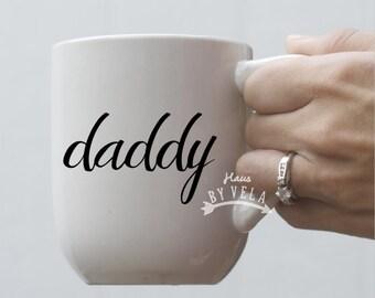 Custom Daddy Mug