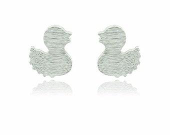 Duckling Earrings