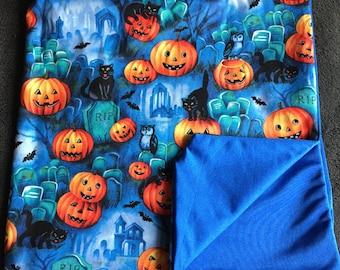 Halloween Tarot Cloth
