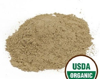 Comfrey Root Powder, Organic 1 lb. POUND