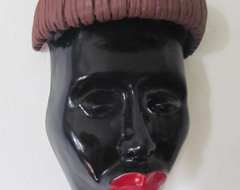 African influenced Mask