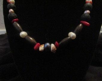 Beach Beaded Necklace