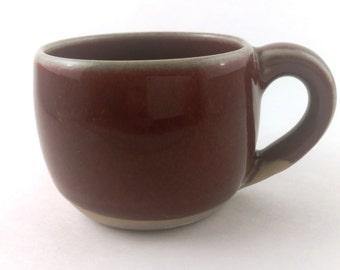 Small Red Espresso Mug