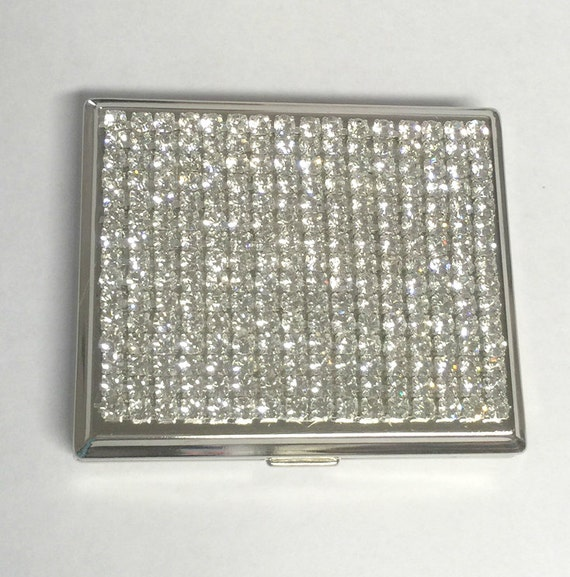 Cigarette Diamond: Premier Quality Crystal White Diamond Rhinestone Cigarette