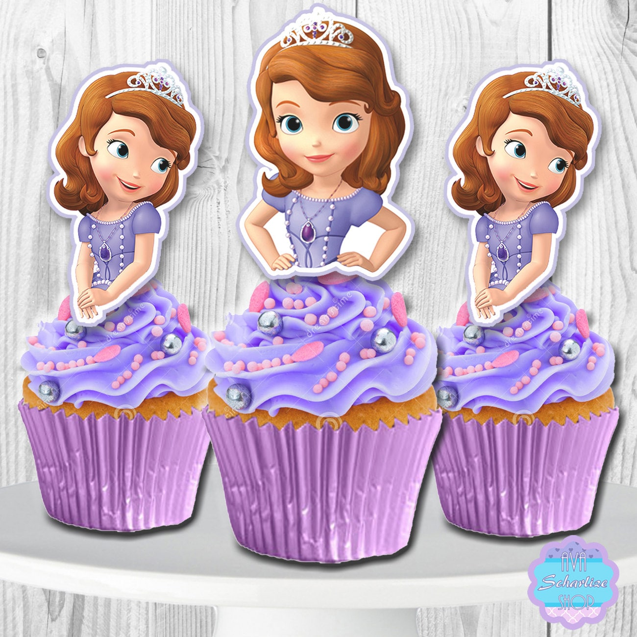 Sofia The First Cakes And Cupcakes