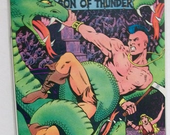 1983  Arak Son Of Thunder  #27 Roy Thomas  Good-VG Condition Vintage  Comic Book  DC Comics