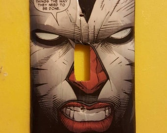 Awesome Rage switchplate