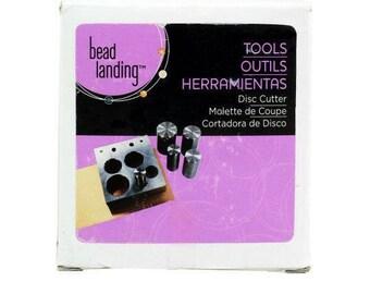 Sale! 15% off! Bead Landing Disc Cutter