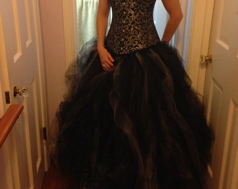 Tutu skirt, Women's tutu skirt, floor length skirt