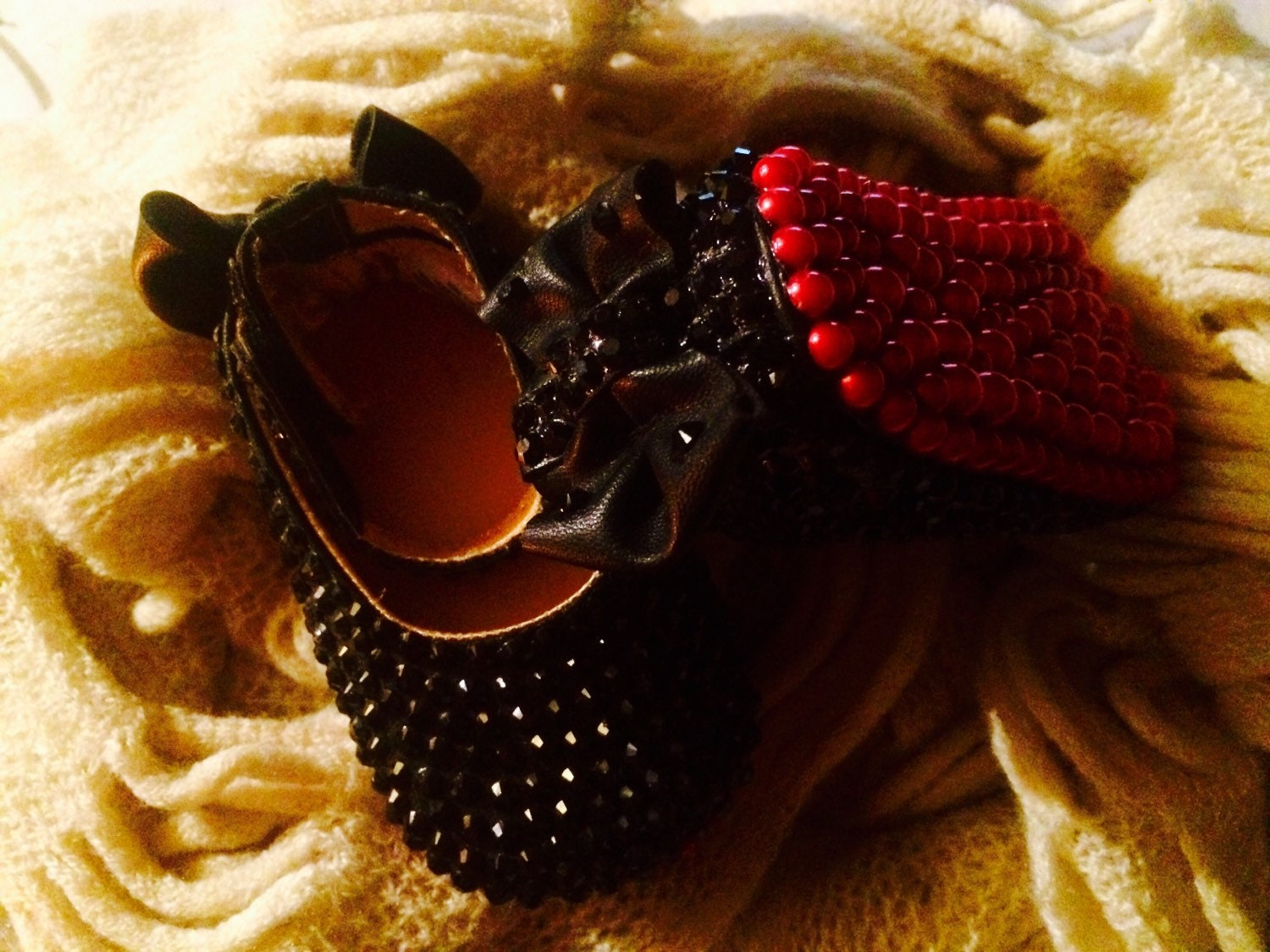 christian louboutin inspired baby shoes Buy Authentic