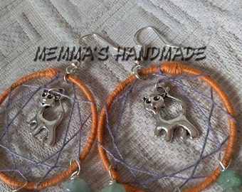 MINU Dreamcatcher Earrings